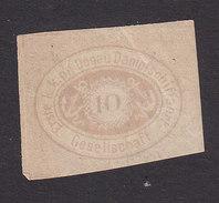 Austria, Scott #Unlisted, Mint Hinged, Erste Donau-Dampfschiffahrts-Gesellschaft, DDSG, Issued
