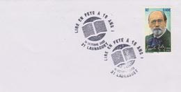 Littérature : Launaguet (Haute Garonne) Lire En Fête à 10 Ans (19 Octobre 2002)