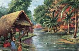 Landschaft Aus Deutsch-Südwestafrika, Kolonialkriegerdank - Ehemalige Dt. Kolonien