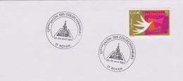 Eglises Et Cathédrales : Royan (Charente Maritime) 13ème Salon Des Collectionneurs (3-4 Avril 2004) (l'église Notre Dame