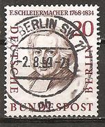 Berlin 1957 // Michel 167 O