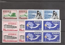Nigéria ( 93/96 En Blocs De 4 XXX -MNH) - Nigeria (1961-...)