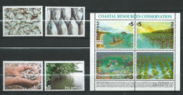 Philippines 2002 Marine Conservation.S/S And Stamps.MNH.Environment - Philippines