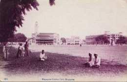 SINGAPUR - CRICKET CLUB, Alte Karte Um 191? - Singapur