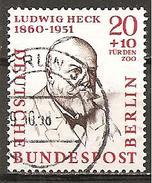 Berlin 1957 // Michel 168 O