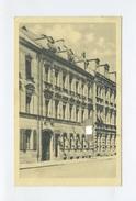 1944 Dt. Reich Gastwirtschaft  Zur Ostendhalle Fürth ( Fritz Brandt) Mit Beflaggung Als Feldpostkarte - Deutschland