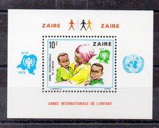 ZAIRE Timbre Neuf ** De1979   ( Ref 4671 ) Enfant