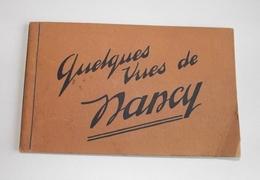 Quelques Vues De Nancy - 8 Cartes - Nancy
