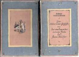 EINE ALTWIENER GESCHICHTE Von 1922, Kleines Buch In Deutscher Sprache, Sonderdruck Aus Bittersüße Liebesgeschichten ... - Bücher, Zeitschriften, Comics
