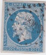 N° 14 A    PC 2909    SOISSONS    /  AISNE   -    REF JC