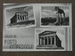 PORTO EMPEDOCLE -VEDUTE   -   - BELLA - Unclassified