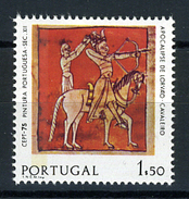 1976 - PORTOGALLO - Catg. Mi. 1281Y - NH - (BA - IBE6630) Banda Fosforescente - Nuevos