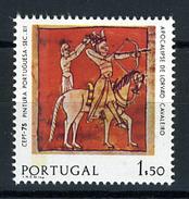 1976 - PORTOGALLO - Catg. Mi. 1281Y - NH - (BA - IBE6630) Banda Fosforescente