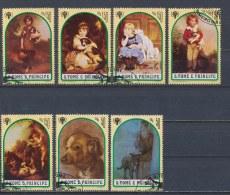 Sao Tomé E Principe 1981 Mi: 722A-728A (Gebr/used/obl/o)(1428) - Sao Tome En Principe
