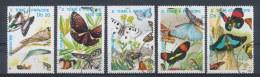 Sao Tomé E Principe 1989 Mi: 1143-1147 (Gebr/used/obl/o)(1429) - Sao Tome En Principe