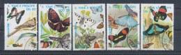 Sao Tomé E Principe 1989 Mi: 1143-1147 (Gebr/used/obl/o)(1430) - Sao Tome En Principe