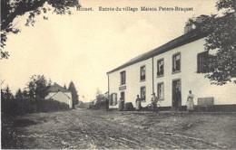 Moinet (Longvilly / Bastogne) - Maison Peeters-Braquet - Entrée Du Village