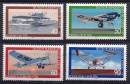 1861 -  ALLEMAGNE FEDERALE  N° 850/853** Surtaxe Pour La Jeunesse  :  Avions     SUPERBE