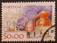 PORTUGAL 1980 Development Of Working Tools. USADO - USED.