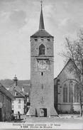 MOUDON → Glockenturm Von Moudon, Ca.1920 - VD Waadt