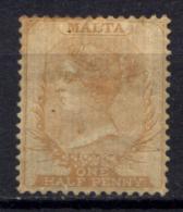 Malta 1863 Unif. 3 */MH F