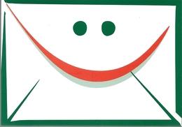 3276 Hungary Prepaid Postcard Post Smile Letter Unused - Postal Services