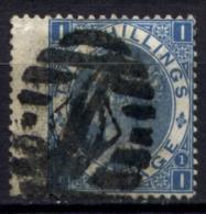 Gran Bretagna 1867 2s. Unif. 38 Usato/Used VF/F