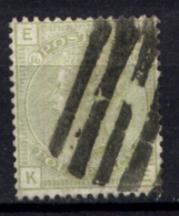Gran Bretagna 1876 4p Unif. 59 Usato/Used VF/F