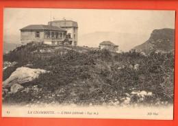 IAQ-31  La Chambotte, Saint-Germain-la-Chambotte. L'Hôtel, Altitude 842m. Non Circulé - Frankreich