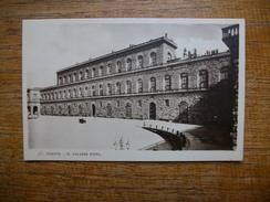 Italie , Firenze , Il Palazzo Petti - Firenze (Florence)