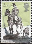 GREAT BRITAIN 2005 150th Death Anniversary Of Charlotte Brontë. 2nd Class NVI Mr Rochester