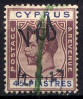 Cipro 1924 Unif .102 Usato/used VF/F