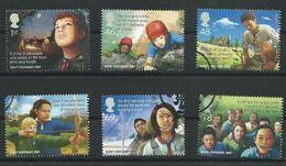 GROSSBRITANNIEN GRANDE BRETAGNE GB  2007 Centenary Of Scouting Set Of 6  SG 2758-63 SC 2492-97 MI 2552-57 YV 2916-21