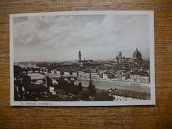 Italie , Firenze , Panorama - Firenze (Florence)