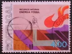 PORTUGAL 1976 Energy. USADO - USED.