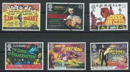 GROSSBRITANNIEN GRANDE BRETAGNE GB 2008 Clasics Carry On Films Set Of 6 SG 2848-54 SC 2581-86 MI 2652-60 YV 3030-35