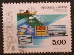 PORTUGAL 1978 Fishing. USADO - USED.