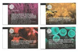Tickets To The Lisbon Oceanarium. Year 2008 - Tickets - Entradas