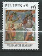 Philippines 2004 The 600th Ann. Of The Birth Of Miguel Lopez De Legazpi,First Governor General Of Philippines,MNH - Philippines
