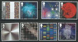 GROSSBRITANNIEN GRANDE BRETAGNE GB 2015 Inventive Britain Set Of 8v YV 4105-112 MI 3697-704 SG 3679-86