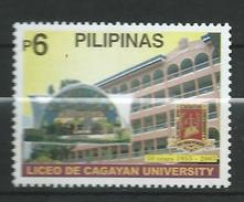 Philippines 2005 The 50th Anniversary Of Liceo De Cagayan University.MNH - Filippijnen