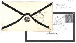 BD191 1860 GB Scotland Peebles *EDINBURGH* Cover {samwells-covers}PTS