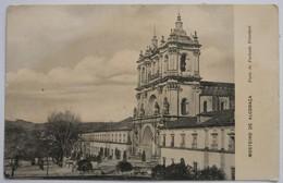 PORTUGAL -  LEIRIA - MOSTEIRO DE ALCOBAÇA - Parte Da Fachada Principal - Leiria