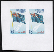 New Zealand Wine Post Flag Proofs - New Zealand