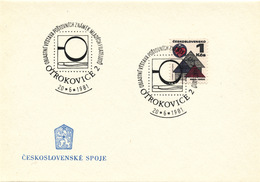 L3274 - Czechoslovakia (1981) Otrokovice 2: Regional Stamp Exhibition Young Philatelists
