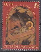 VATICAN   SCOTT NO. 1491   USED    YEAR 2011 - Vatikan