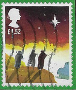 GB 2015 Christmas £1.52 Good/fine Used [30/27029/ND]