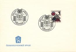 L3302 - Czechoslovakia (1981) Trinec 1: 50 Years City