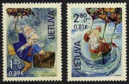 Lithuania. Lituania. Litauen. 2014.  Merry Christmas.  MNH**