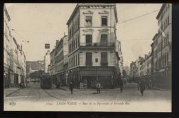 Lyon Vaise Rue De La Pyramide Et Grande Rue - Lyon
